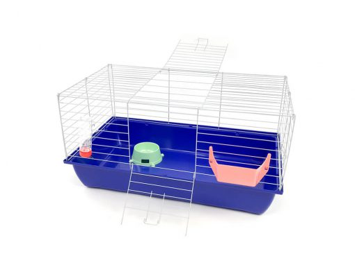 Klatka dla królika lub świnki morskiej 80cm