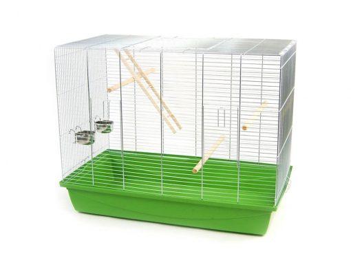 Klatka dla ptaków, kanarka, papugi