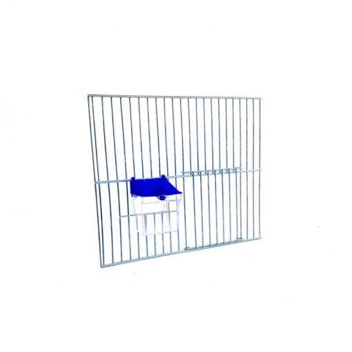 Front do budowy klatek dla ptaków 30x25 z poidełkiem