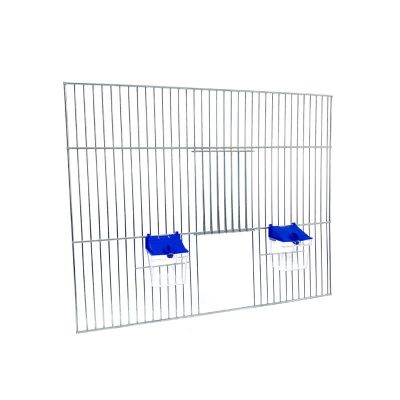 Front do budowy klatek dla ptaków 50x40 z poidełkami