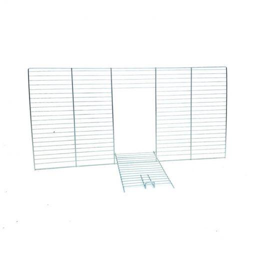 front do budowy klatki dla ptaków 68x33